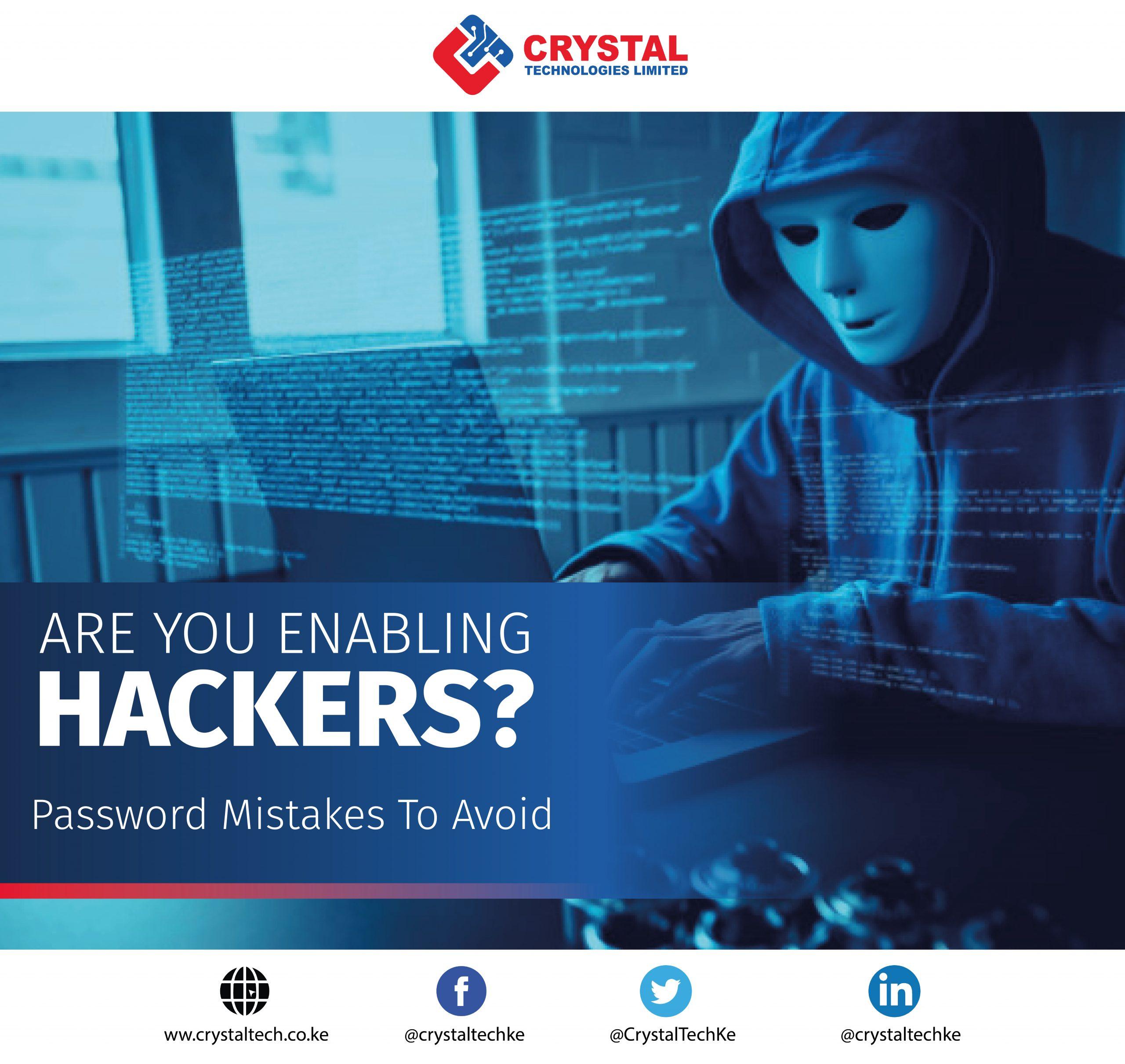 Password Mistakes To Avoid