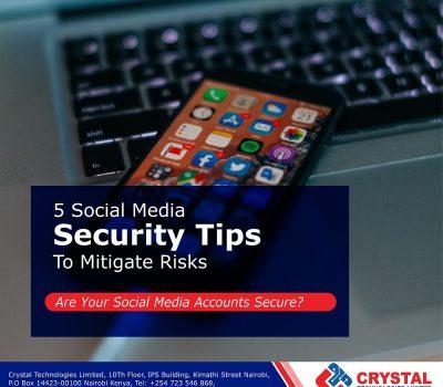 Social Media Security Tips