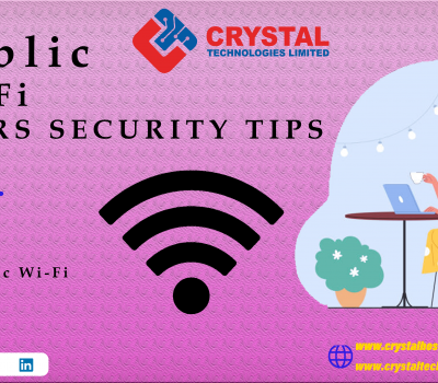 security tips for public Wi-Fi users